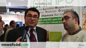Andrea Di Benedetto, Presidente CAMPO di Altamura  a Identità Golose 2012