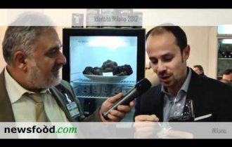 Identità Golose 2012: Paolo Montanaro, AD Tartuflanghe, il Re del Re Tartufo