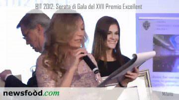 Serata di Gala del XVII Premio Excellent 2012: Premiazione (video)