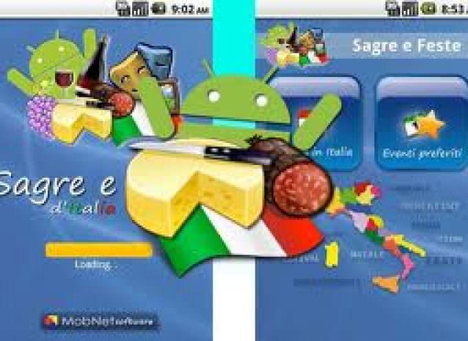 Sagre e Feste d'Italia, a portata di Smartphone