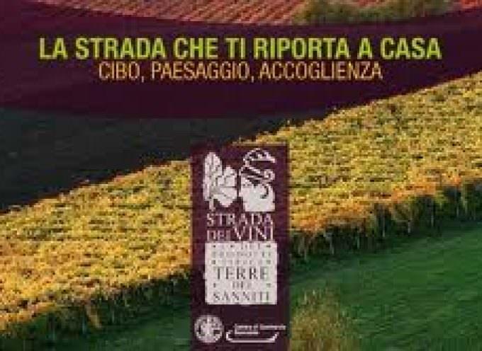 """Benevento, ecco la guida alla alla """"Strada dei vini e dei prodotti tipici Terre dei Sanniti"""""""