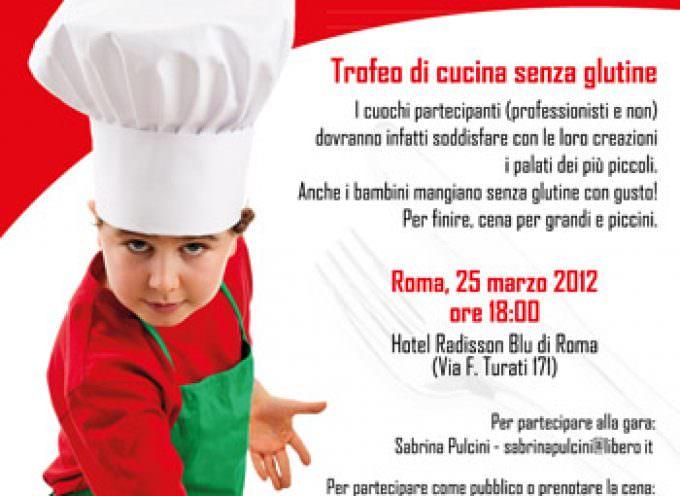 Roma. Sfida di cucina senza glutine