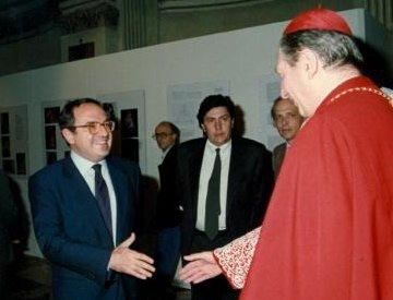 Cardinal Carlo Maria Martini: Documentario Festival Cinema Venezia