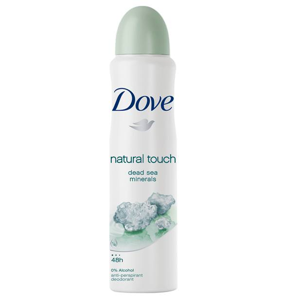 Deodorante Dove natural touch