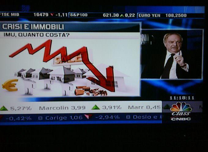Mercato Immobiliare: Che botta!