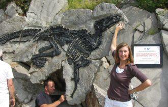 Il più grande e completo dinosauro italiano