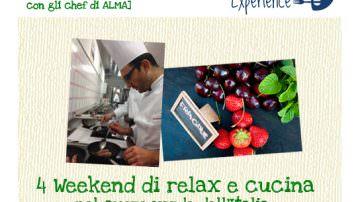 Primavera da Foodies. Scuola di cucina alle porte di Perugia