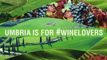 Umbria wine is Hi-Tec, Umbria wine is for #winelovers