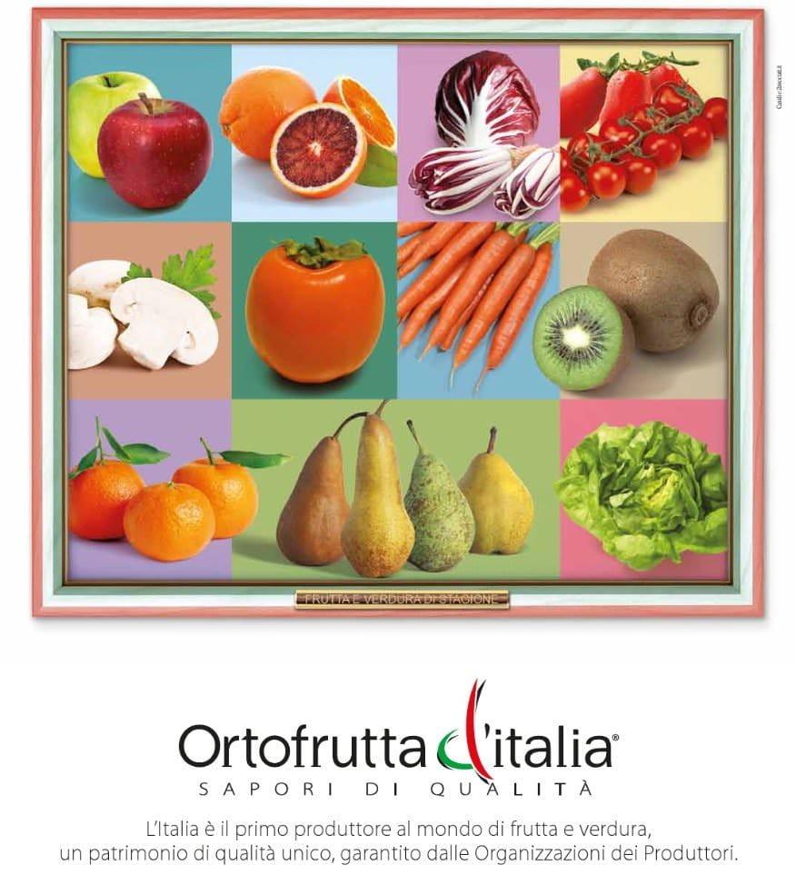 Ortofrutta d'Italia debutta su Facebook