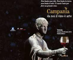 Vinitaly, 2000 anni di vino ed arte di Campania