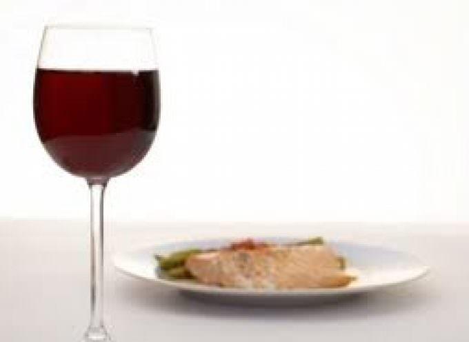 Vinitaly: il vino rosso di Toscana va a pranzo col pesce
