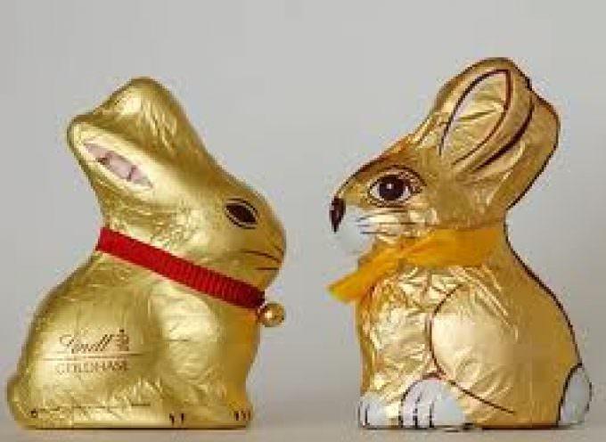 Lindt contro Hauswirth per i coniglietti di cioccolato