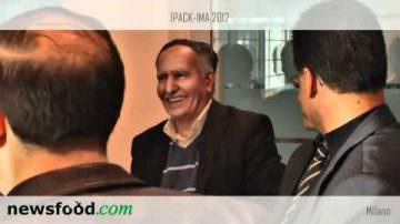 Azienda SABZ NAZIF SAFA, Delegazioni Buyers IRANIANI – IPACK-IMA 2012 (Video)