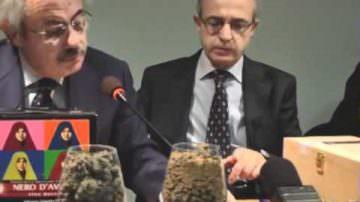 VINITALY 2012: Conferenza stampa Istituzionale Regione Sicilia (Parte 1)