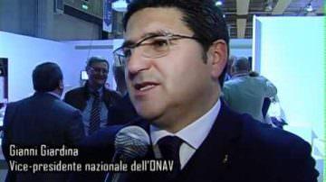 VINITALY 2012, Sicilia: Gianni Giardina, Enologo – Vice Presidente ONAV