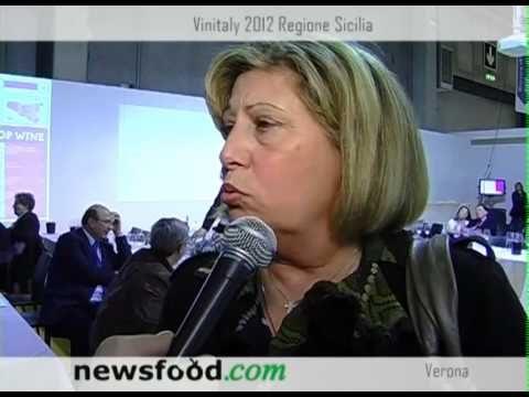 VINITALY 2012, Sicilia: Mirella Tamburello – Vini Tamburello