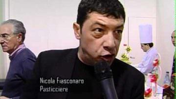 VINITALY 2012, Sicilia: Nicola Fiasconaro – Maestro Pasticciere