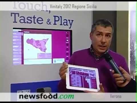 VINITALY 2012, Sicilia: SICILIA WINE CLOUD – Salvatore Sorce