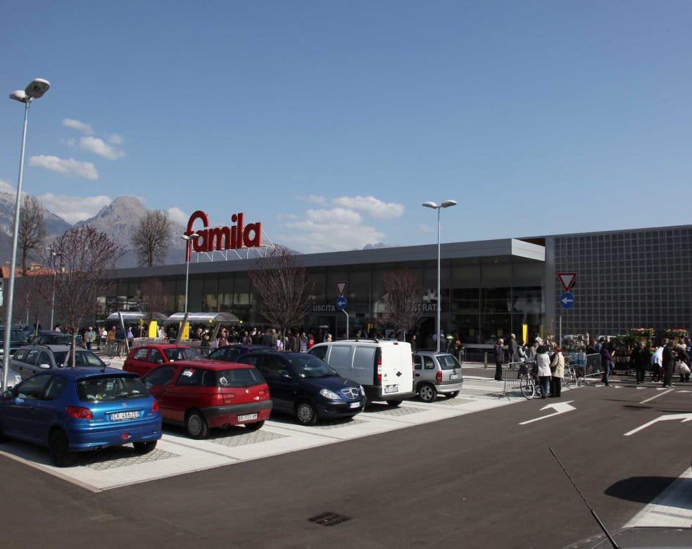 Feltre (BL): Aperto un nuovo supermercato Famila