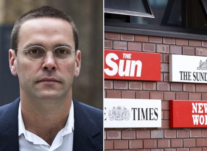 Da Londra è appena giunta la notizia che James Murdoch si è dimesso dalla presidenza di BskyB
