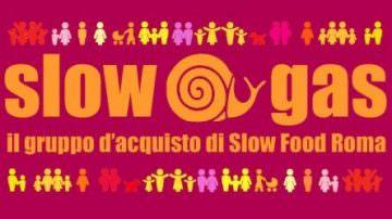 Roma. Al via Slow Gas: il Gruppo d'Acquisto con i prodotti Slow Food