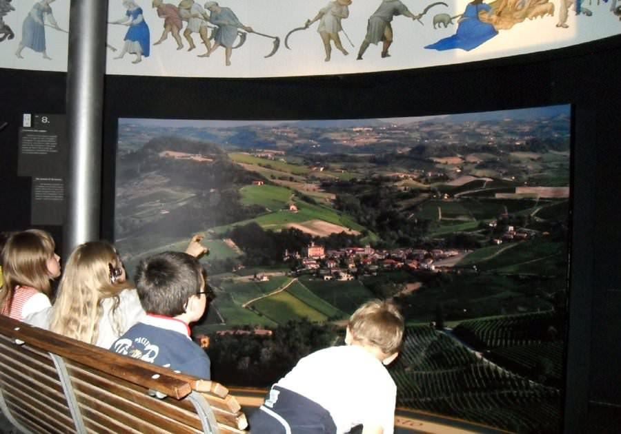 Notte al Museo: Il castello di Barolo apre le porte ai bambini