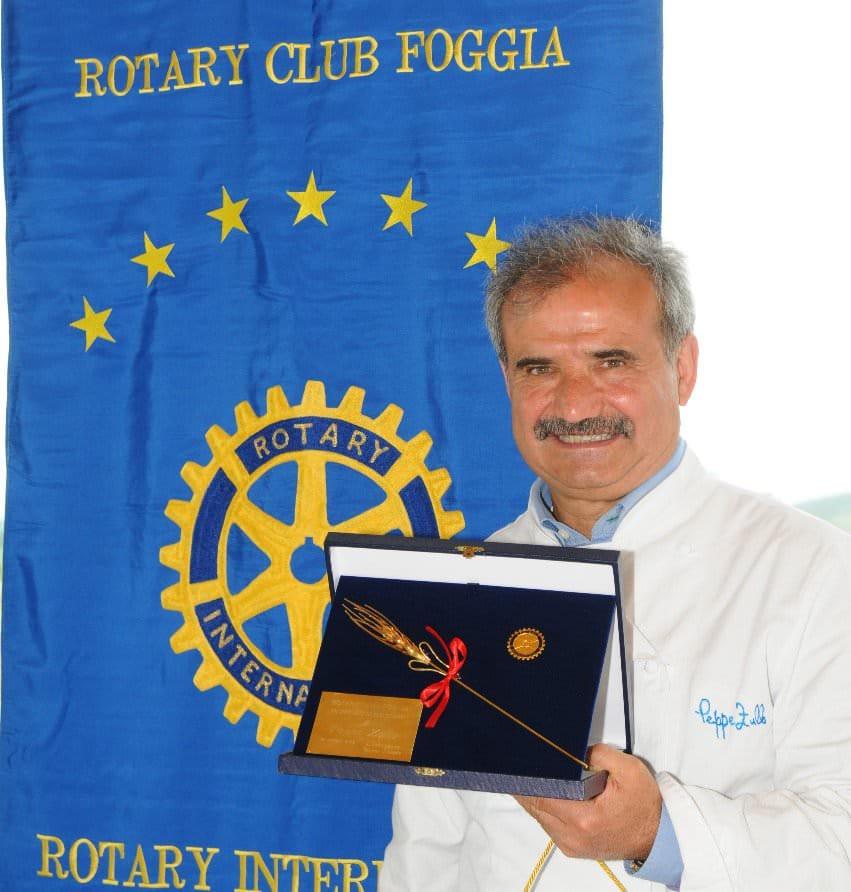 """Peppe Zullo riceve il premio """"Spiga d'oro 2012"""""""