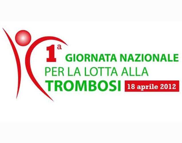 18 aprile 2012: Prima Giornata Nazionale per la Lotta alla Trombosi