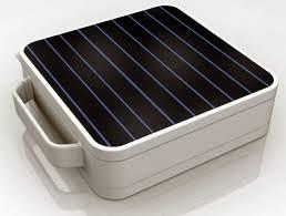Solar schiscetta: il portavivande sostenibile ed ad energia solare