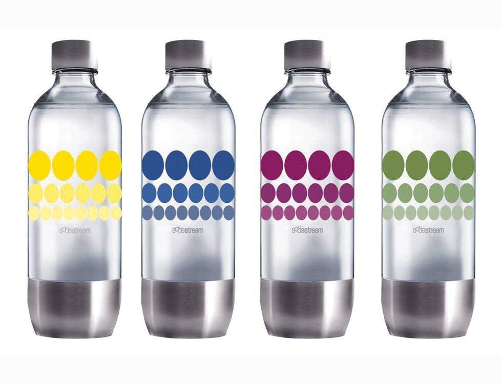 Prosegue l'impegno green di Sodastream per aiutare a liberarsi dalle bottiglie di plastica