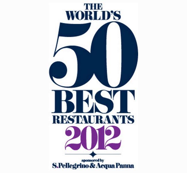 The World's 50 Best Restaurants 2012: Qual è il miglior ristorante del pianeta?