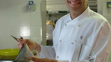 Nicola Batavia, chef olimpico a Londra 2012