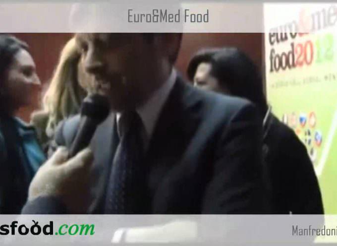 Euro&Med Food 2012: Dario Stefàno, Assessore agricoltura Regione Puglia