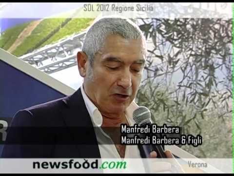 SOL 2012, Sicilia: Manfredi Barbera – Oleificio Barbera