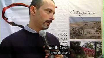 VINITALY 2012, Sicilia: Achille Alessi – Terre del Giurfo