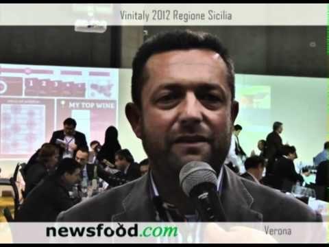 VINITALY 2012, Sicilia: Giorgio Poidomani – Azienda Terrasol