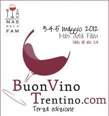Buon Vino Trentino. 20 cantine, 90 vini, tre giorni di degustazioni