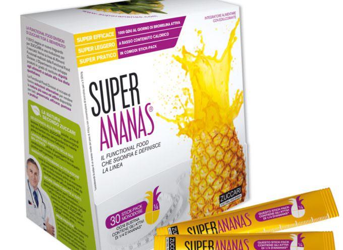 Cosmofarma 2012: Super Ananas è la novità di Zuccari
