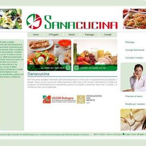 Sanacucina, il sito Uildm per mangiare bene e stare in salute