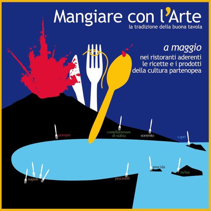Mangiare con l'Arte: il buono ed il bello di Napoli