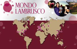 14-20 maggio. I Continenti brindano con Mondo Lambrusco
