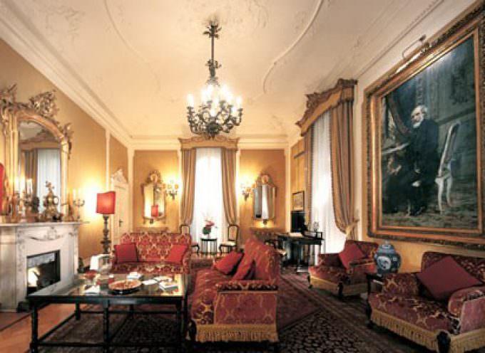 Perché non offrire anche un soggiorno storico agli sposi?
