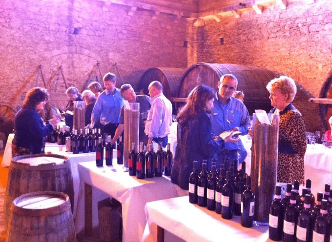 La cantina Valle dell'Acate accoglie ventuno Master of wine di Londra