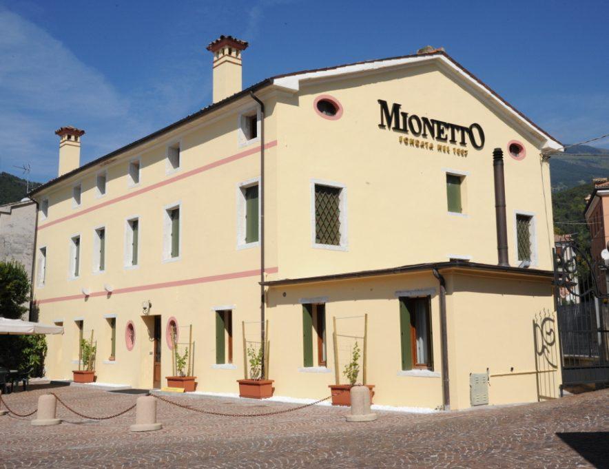 La cantina Mionetto partecipa a Vino in Villa 2012