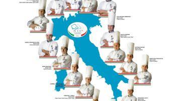 Corea: Nazionale Italiana Cuochi avanti tutta!
