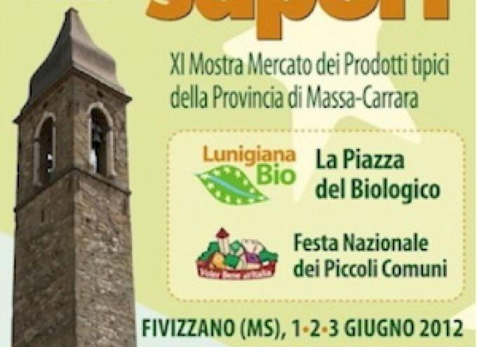 """Fivizzano: I prodotti tipici della Provincia di Massa-Carrara a """"Sapori"""""""
