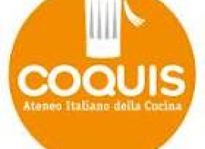 Roma. Nasce Coquis, l'Ateneo Italiano della cucina