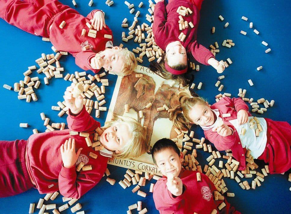 Amorim Cork Italia continua la sua campagna per il riciclo dei tappi in sughero