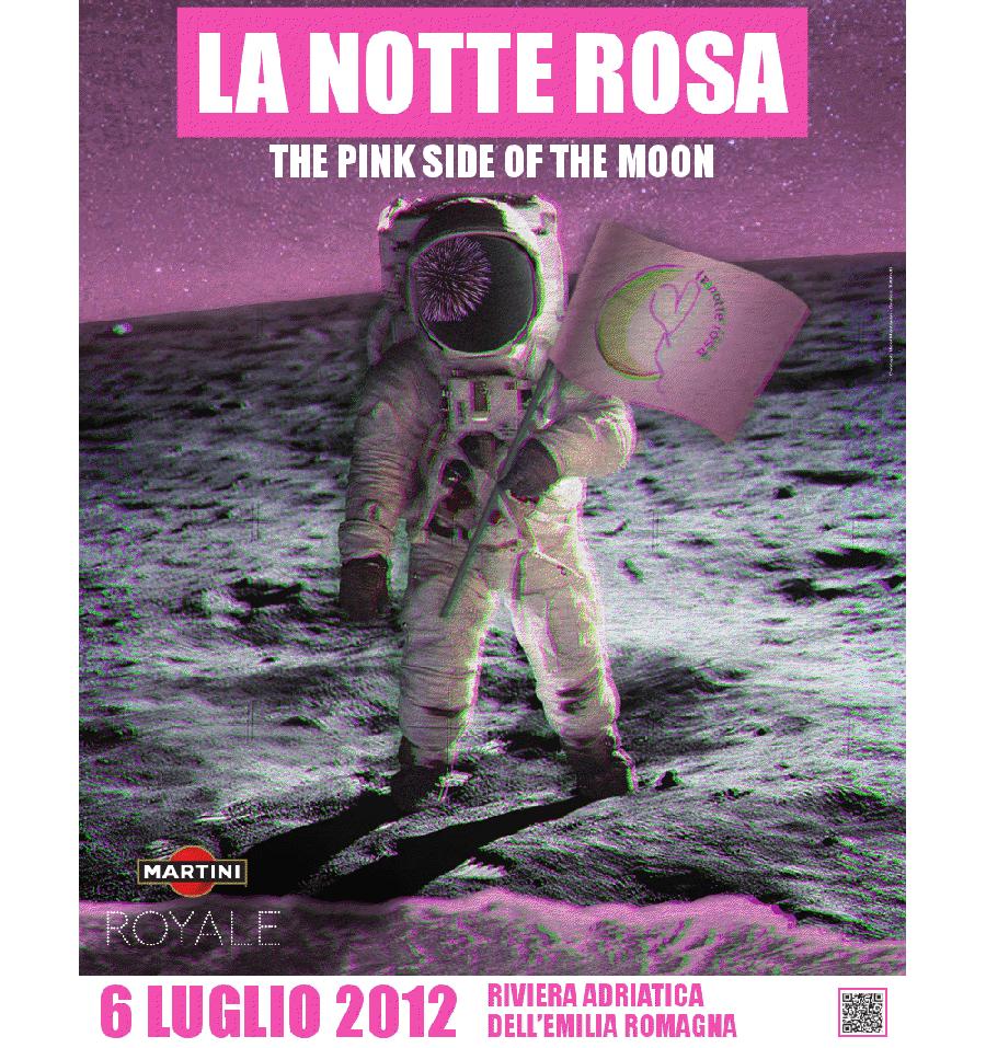 Notte Rosa nella Riviera Adriatica dell'Emilia Romagna: Protagonista assoluta è la Luna