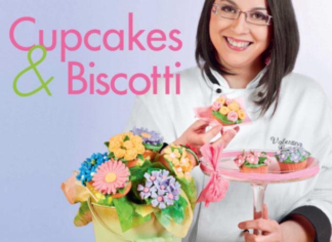 Cupcakes e biscotti. Le dolci creazioni di Valentina Gigli